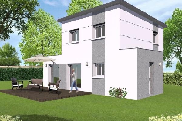 terrain+maison Plozévet 237900€