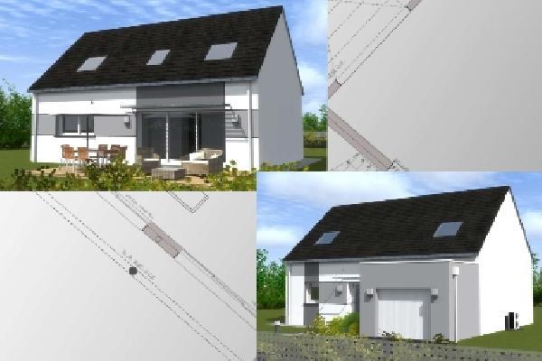 terrain+maison Forêt-Fouesnant (La) 224000€