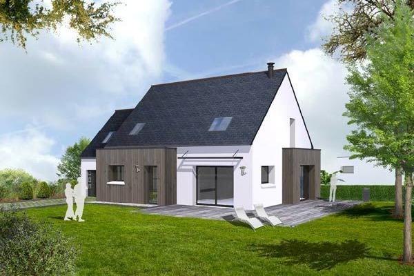 terrain+maison Elliant 191900€