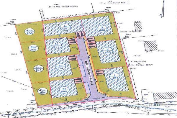 d tail de l 39 offre terrain maison maisons clefs d 39 or constructeur bretagne. Black Bedroom Furniture Sets. Home Design Ideas
