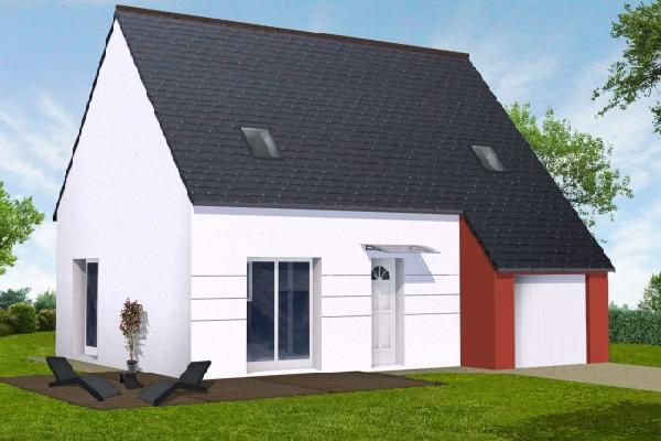 terrain+maison Lothey 174900€