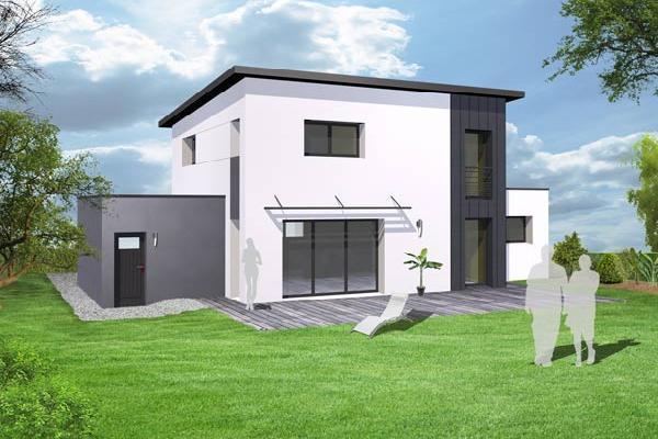 terrain+maison Saint-Renan