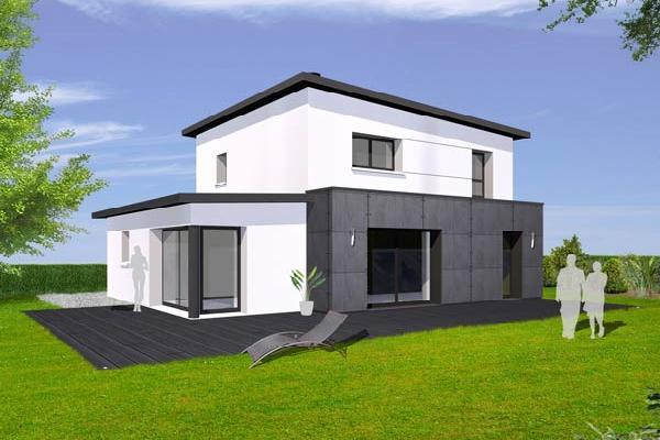 terrain+maison Plourin-lès-Morlaix 204500€