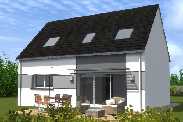 terrain+maison Cast 177000€