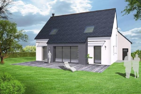 terrain+maison Pencran 245000€