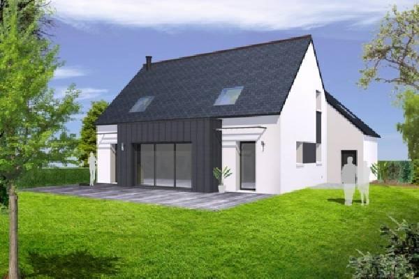 terrain+maison Landerneau
