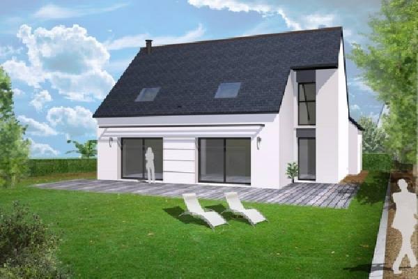 terrain+maison Pencran 228000€