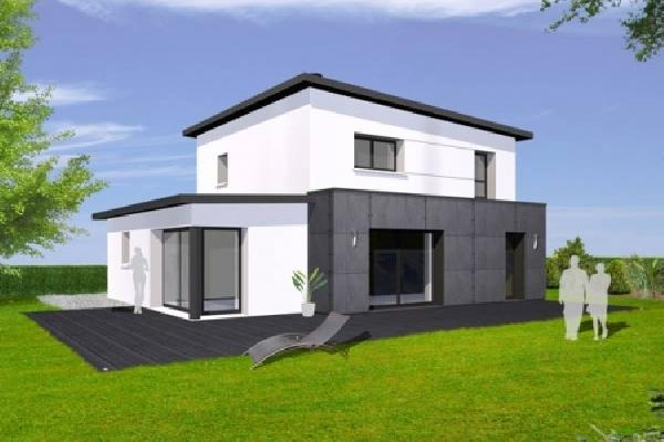 terrain+maison Roche-Maurice (La)