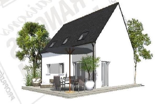 terrain+maison Pencran 192000€